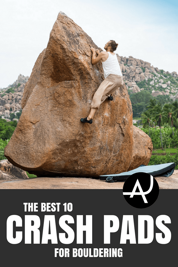 Best Bouldering Crash Pad - Rock Climbing Tips for Beginners – Rock Climbing Workouts and Exercises to Improve Your Training – Bouldering and Climbing Articles