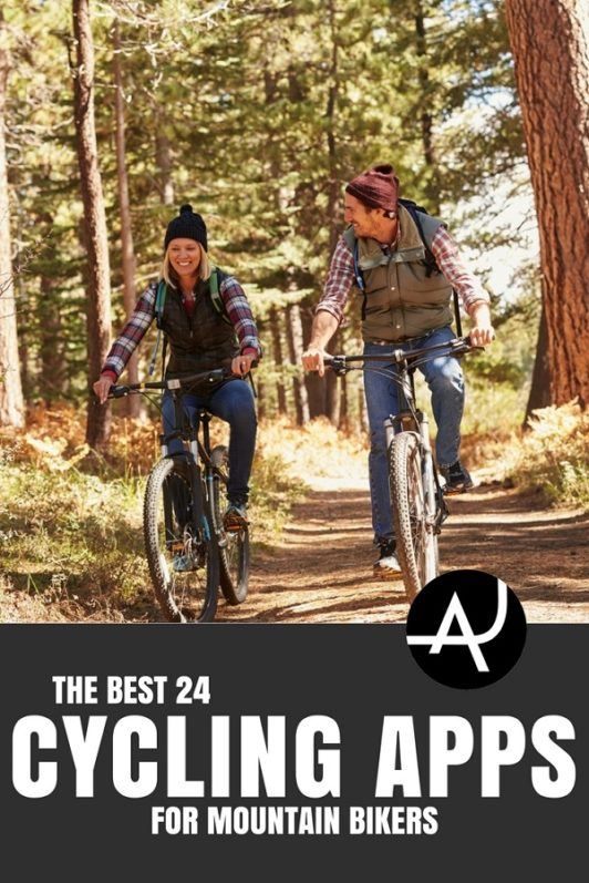 The 25 Best Cycling Apps For Mountain Bikers - The Adventure Junkies