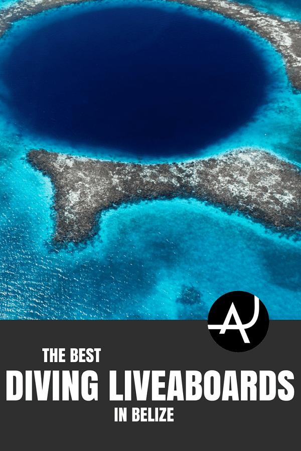 Belize Liveaboard - Best Scuba Diving Destinations - Diving Bucket List - Adventure Vacations - Beautiful Locations and Places to Dive