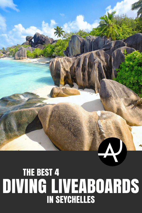 Best Seychelles Liveaboard Diving Trips - - Best Scuba Diving Destinations - Diving Bucket List - Adventure Vacations - Beautiful Locations and Places to Dive