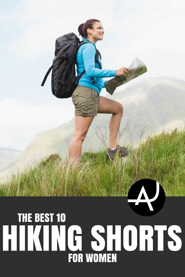 Best Hiking Shorts for Women - Hiking Clothes for Summer, Winter, Fall and Spring – Hiking Outfits for Women, Men and Kids – Backpacking Gear For Beginners