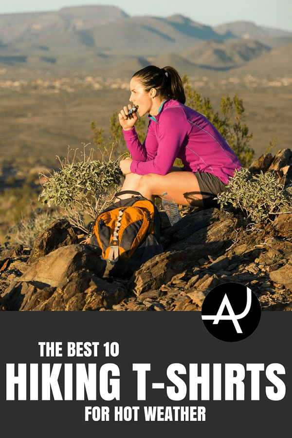 Best Shirts for Hot Weather - Hiking Clothes for Summer, Winter, Fall and Spring – Hiking Outfits for Women, Men and Kids – Backpacking Gear For Beginners