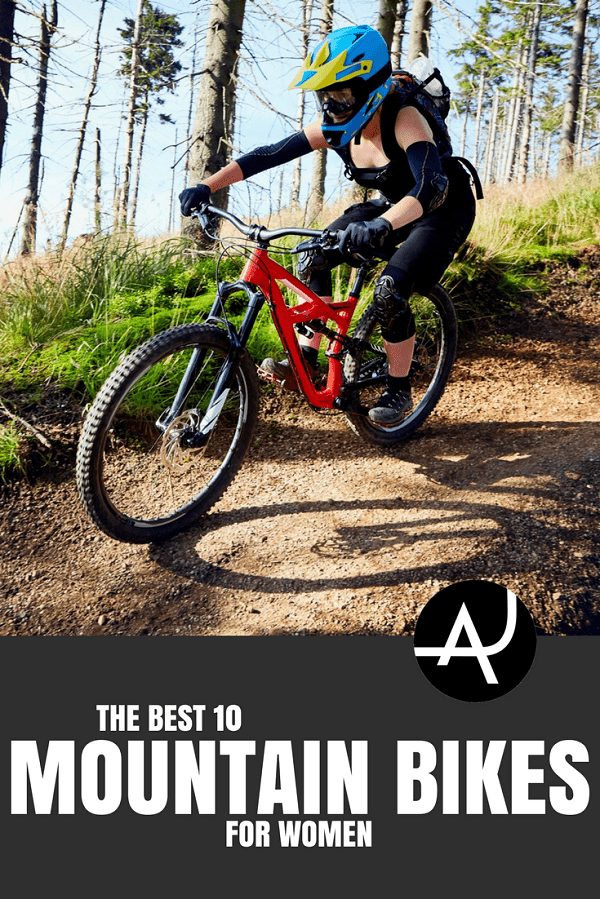 Best Women's Mountain Bikes - Best Mountain Bike Gear Articles – MTB Equipment and Accessories for Men, Women and Kids – Mountain Biking Products Articles and Reviews