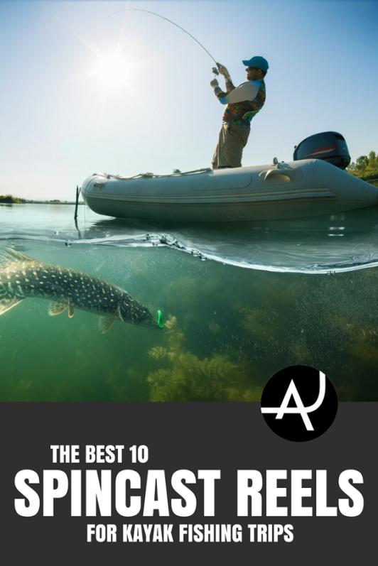 Top 7 best spincast reels of 2018 the adventure junkies for Best fishing vacations