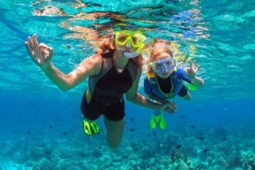best scuba mask for small faces
