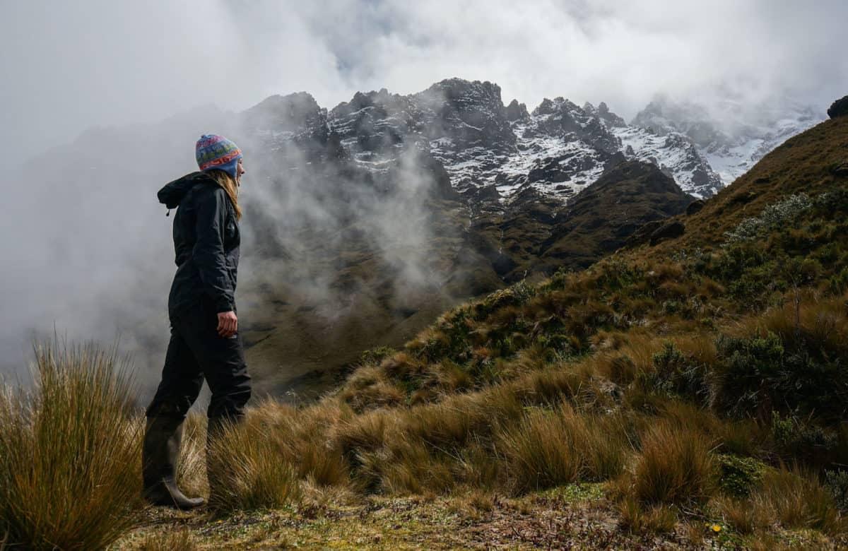 El Altar Trek Ecuador