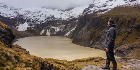 Hiking El Altar Trek, Ecuador
