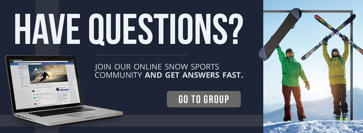 Snow Sports Facebook Group