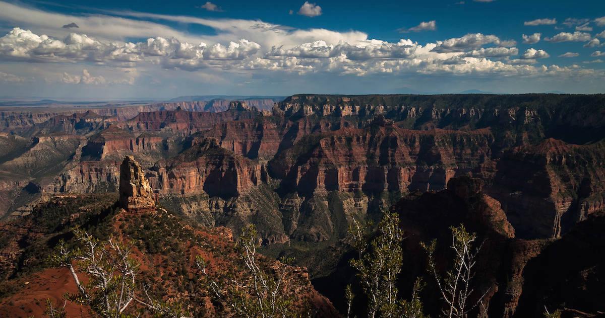 Grand Canyon North Rim, Arizona - USA