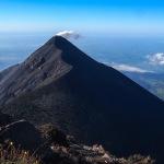 Hiking Volcano Acatenango on a Budget, Guatemala.