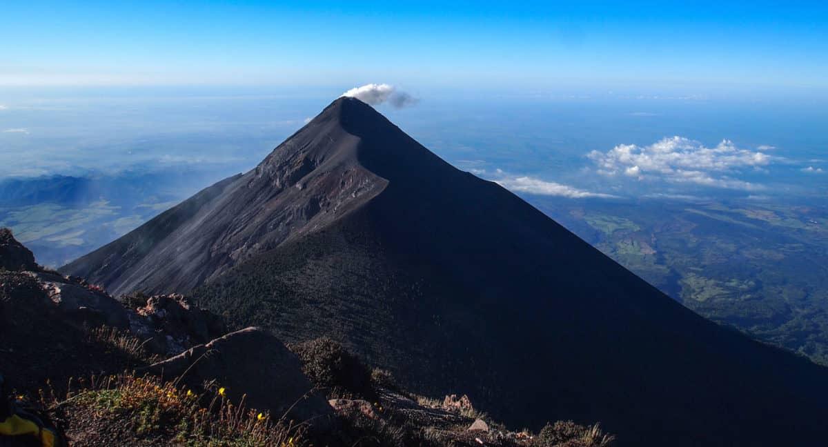 Acatenango Volcano - Guatemala