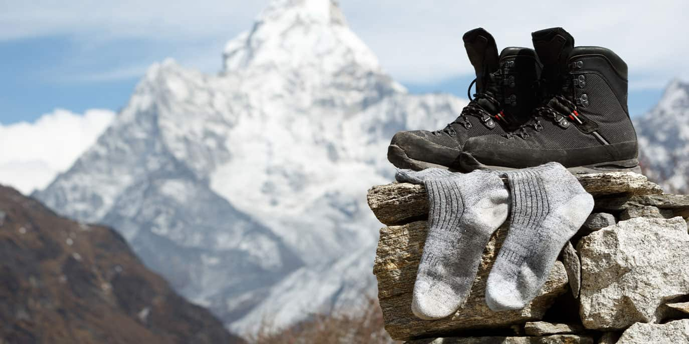 best mountaineering socks