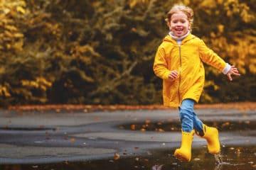 best kids rain jacket