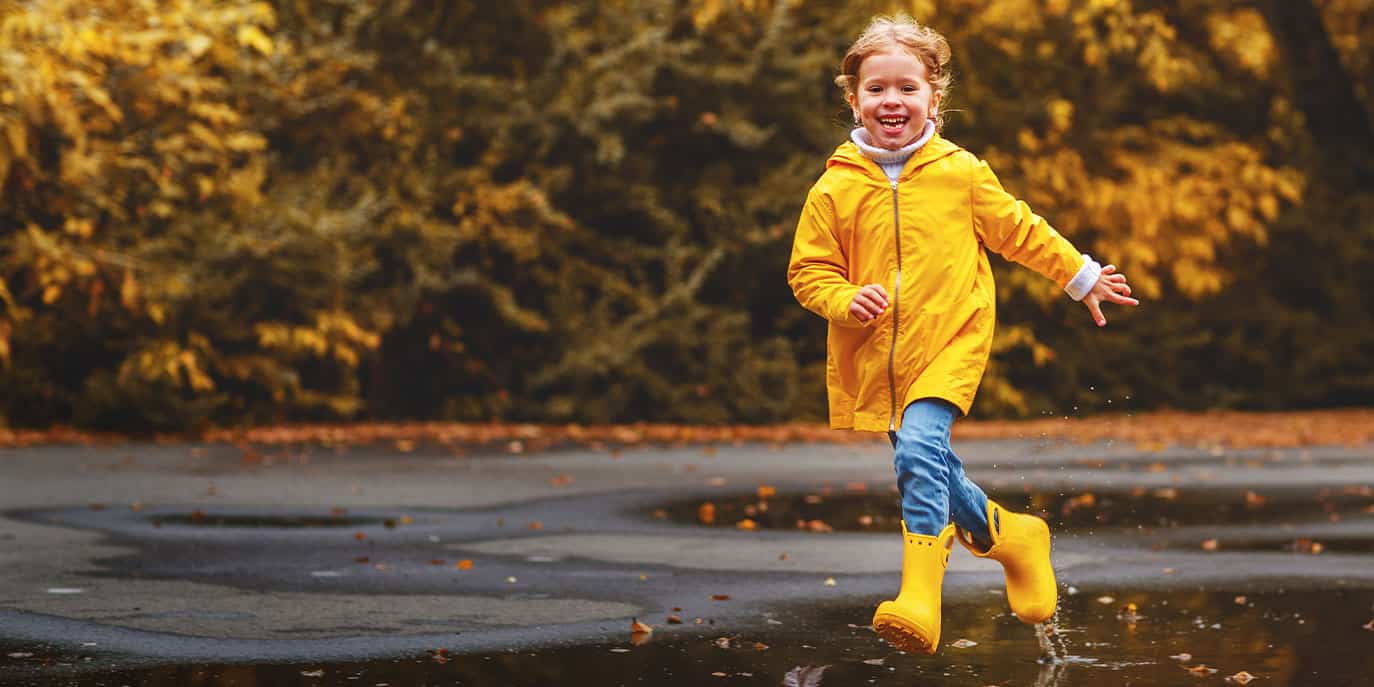 best kids rain jacket
