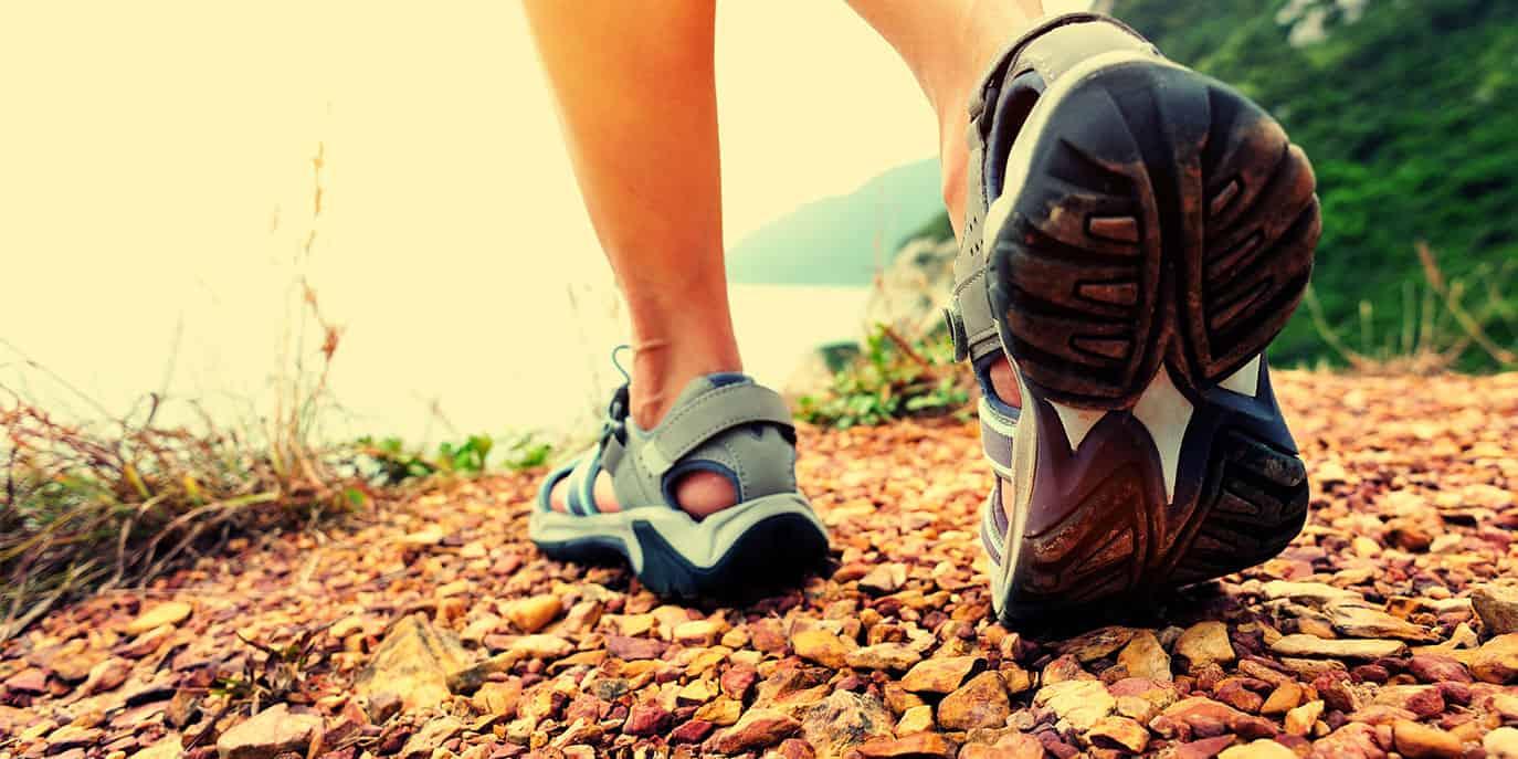 best water hiking sandals