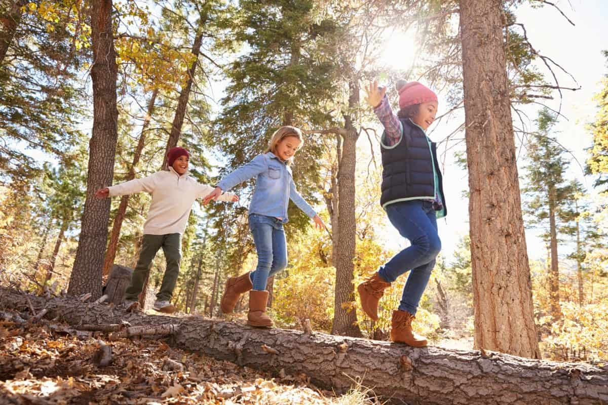 hiking games for kids