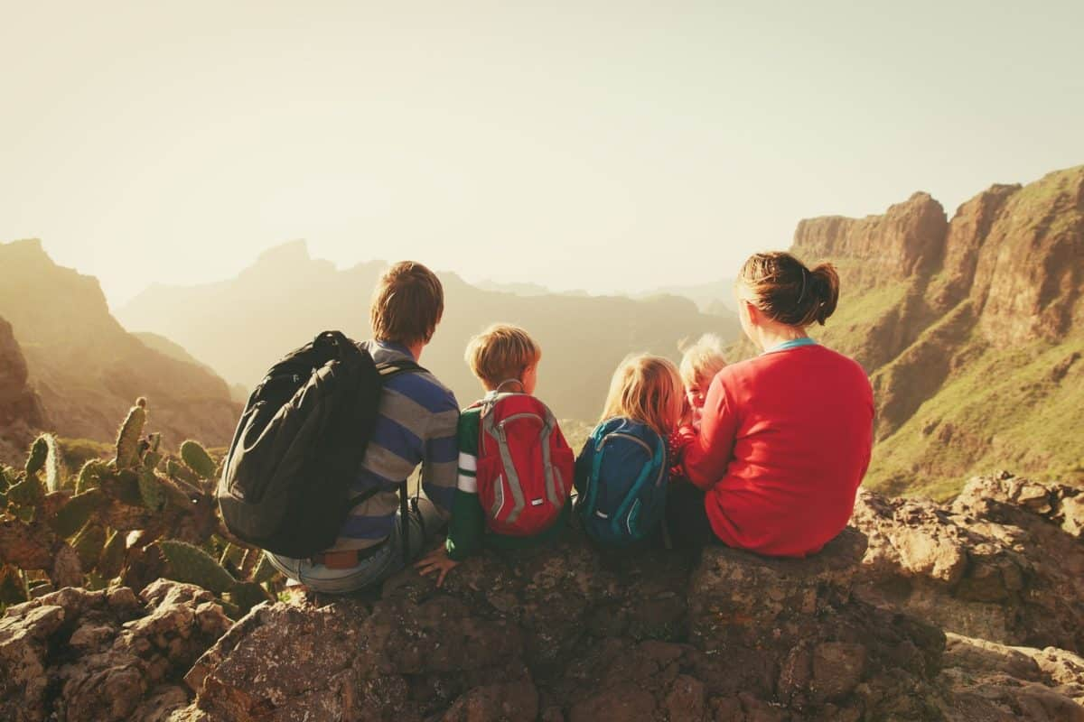 list of hiking gear for kids