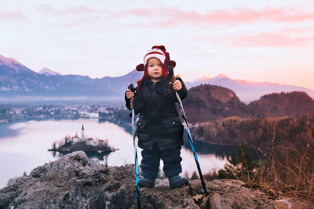 hiking gear list for kids