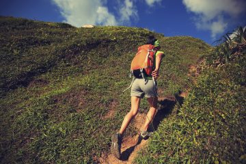 how to train for hiking