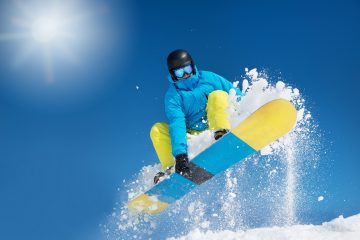 how long should my snowboard and skis be