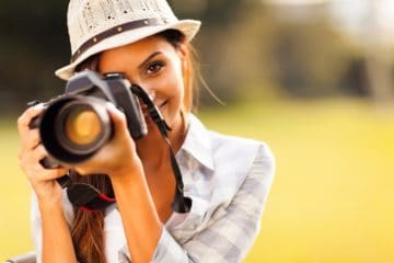 how to get started in outdoor photography