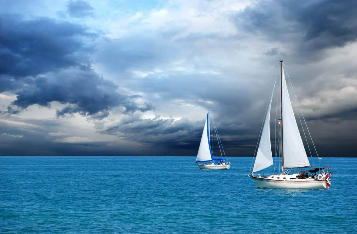 how-to's of reefing a sail