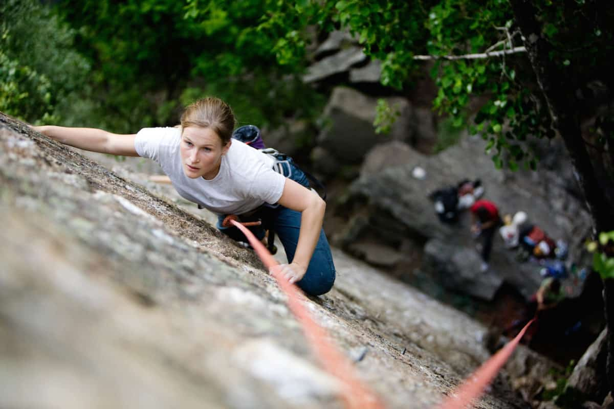techniques to belay