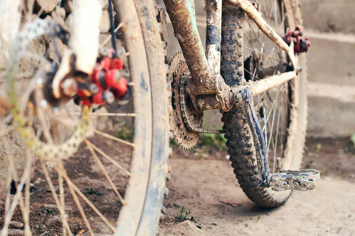 ways of cleaning a mountain bike
