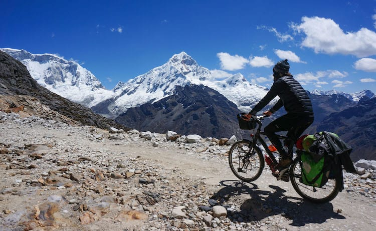 Cycling the Huascaran circuit