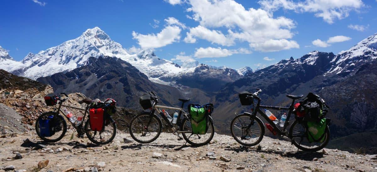 Cycling the Huascaran circuit
