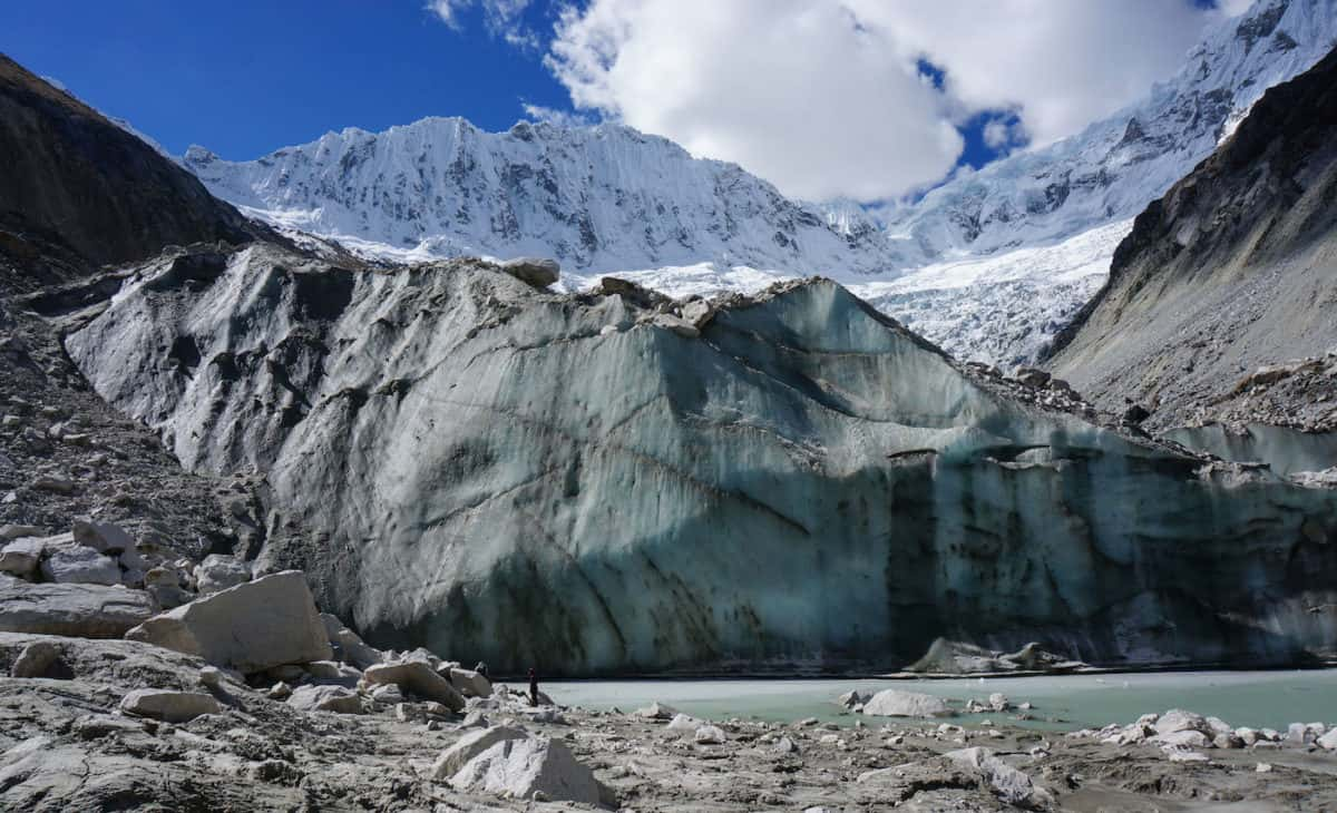 Ice Climbing Huaraz Peru