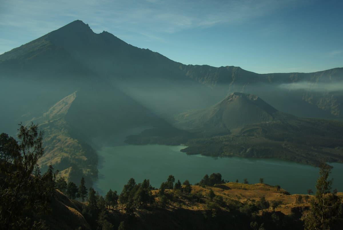 Mount Rinjani – Indonesia