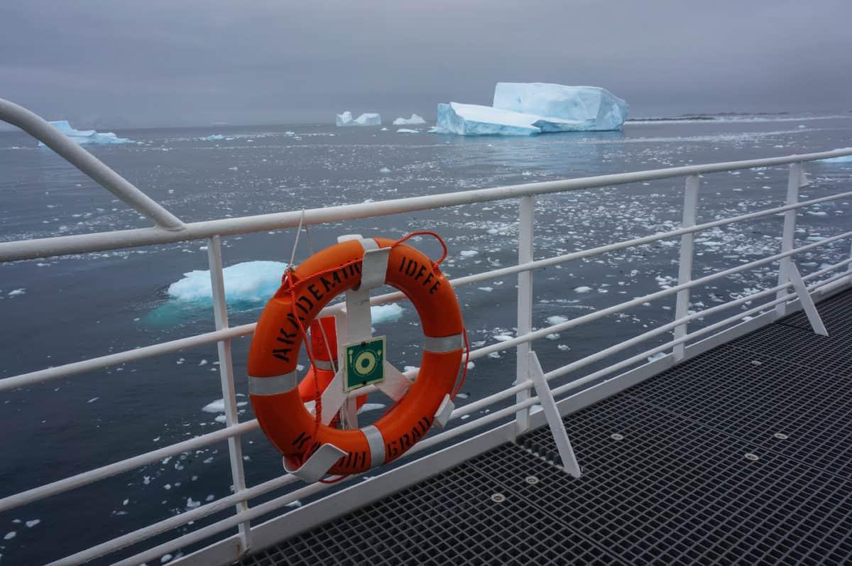 best antarctica cruise