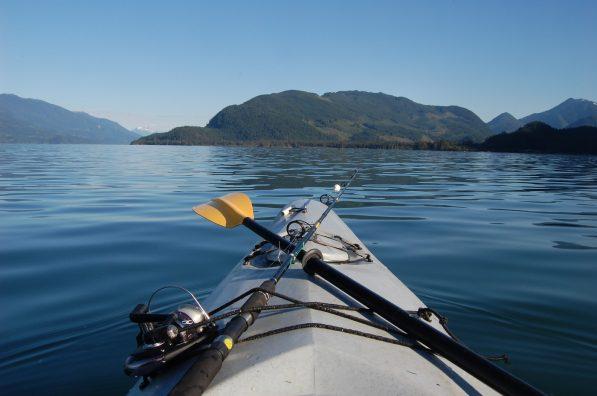 Kayak fishing rigging a beginners guide the adventure for Beginner fishing kayak