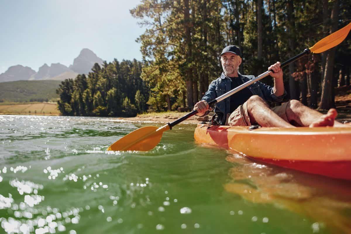 basics in kayaking