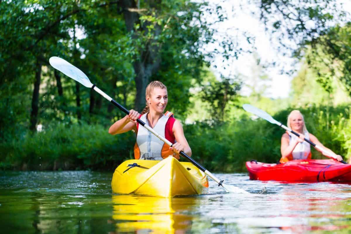 kayaking gear deals
