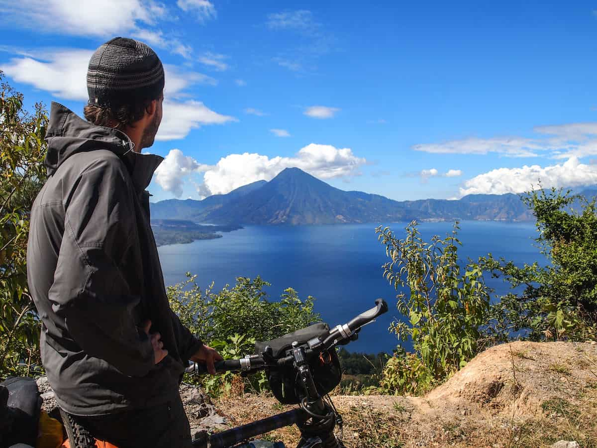cycling through central america photo essay