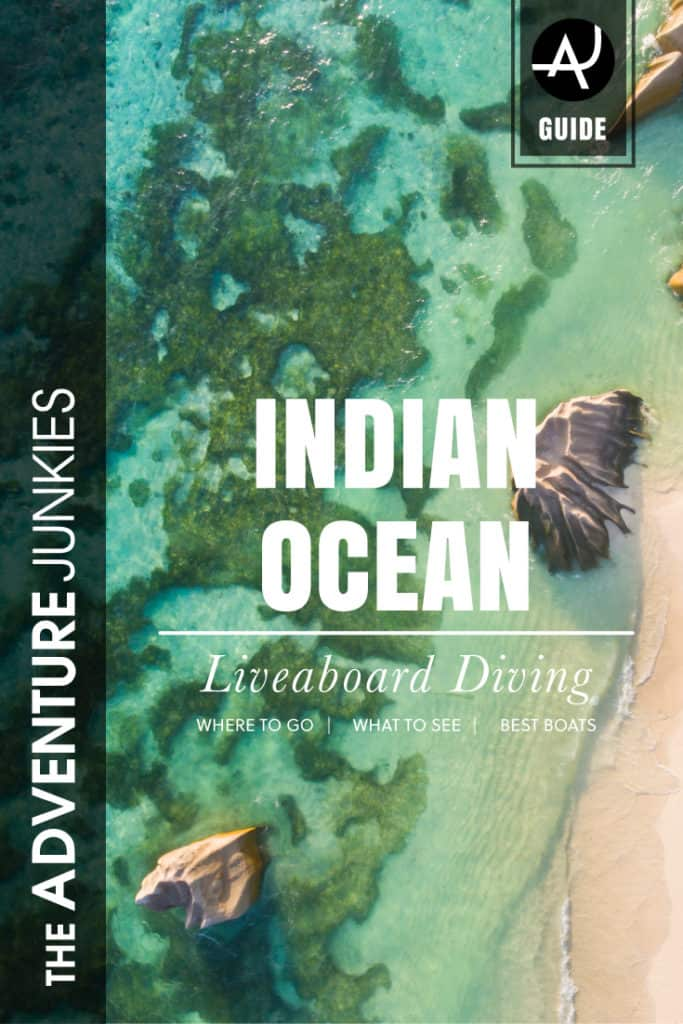 Liveaboard Diving Guide to Indian Ocean