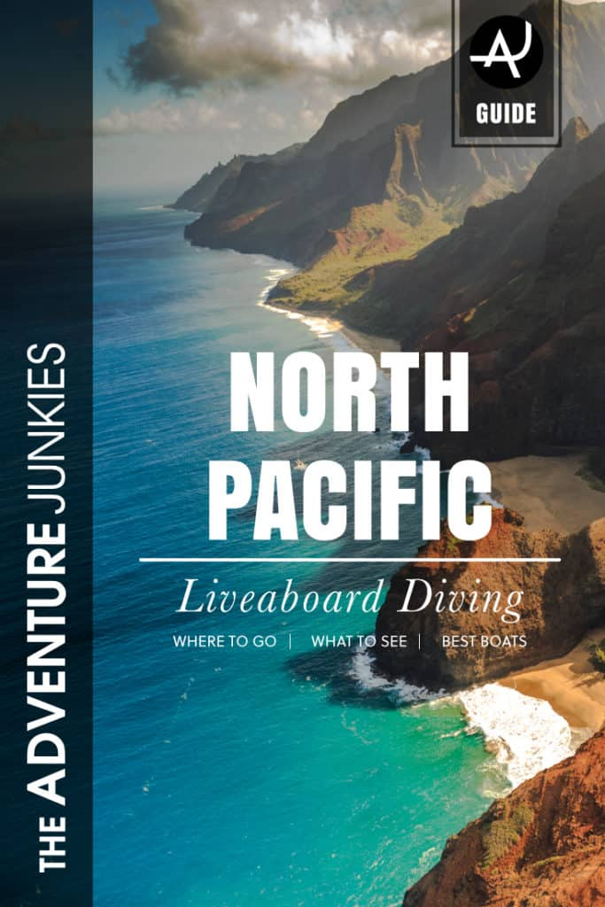 Liveaboard Diving Guide to North Pacific