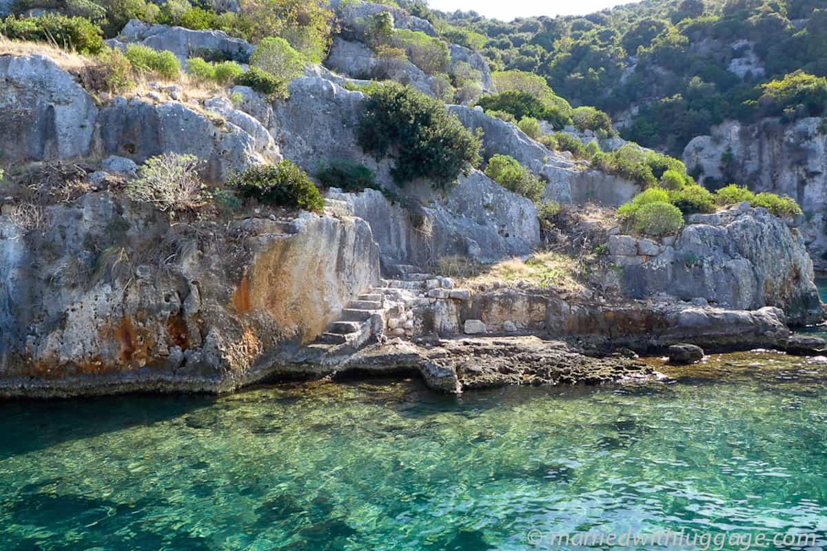 Lycian Way Coastal Walk - Turkey