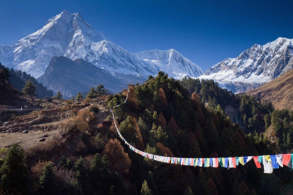Manaslu NP - Nepal
