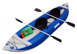 Maxxon Two Man Self-Bailer kayak