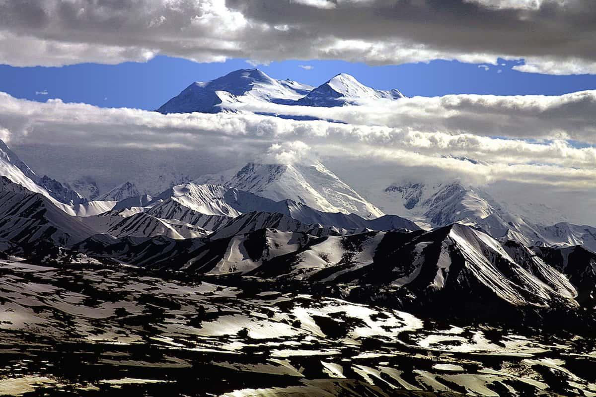 Mt Healey Overlook Trail, Denali NP - Alaska, USA