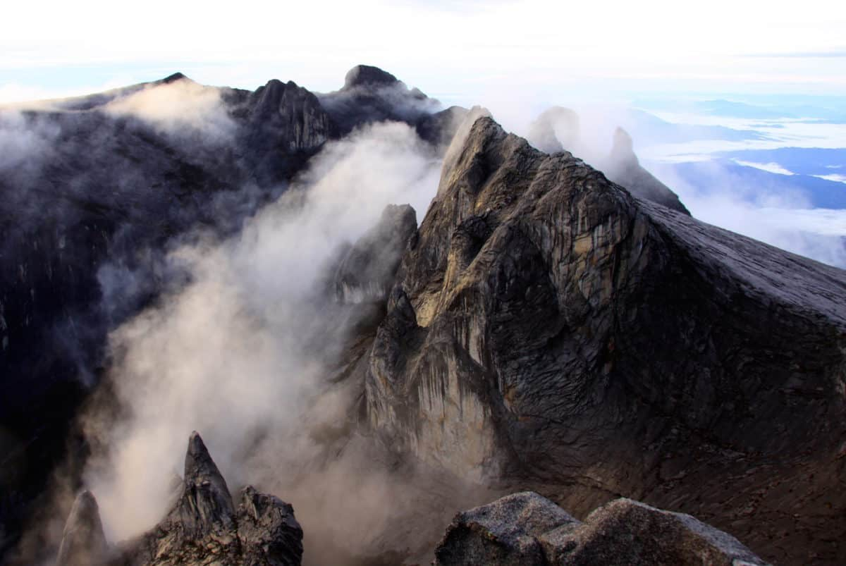 Mt Kinabalu - Malaysia