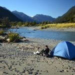 hollyford pyke river new zealand