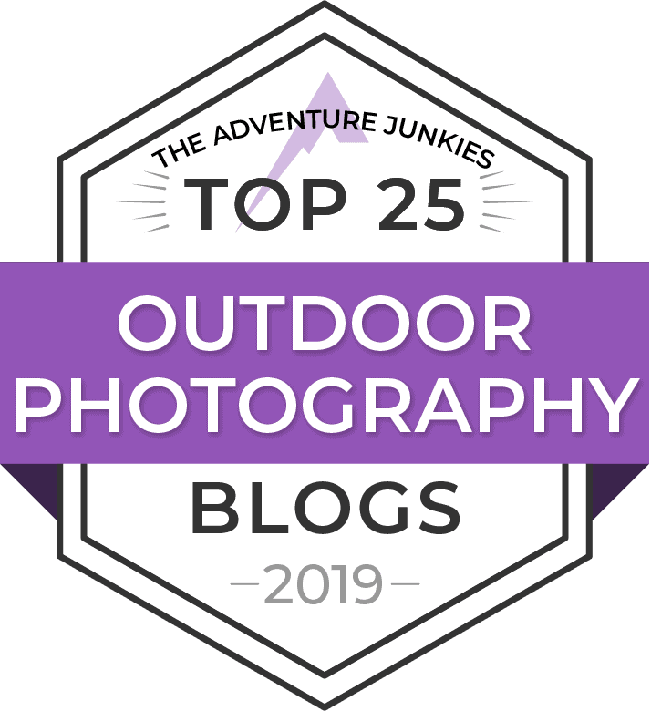 Outdoor Photo Blog Badge