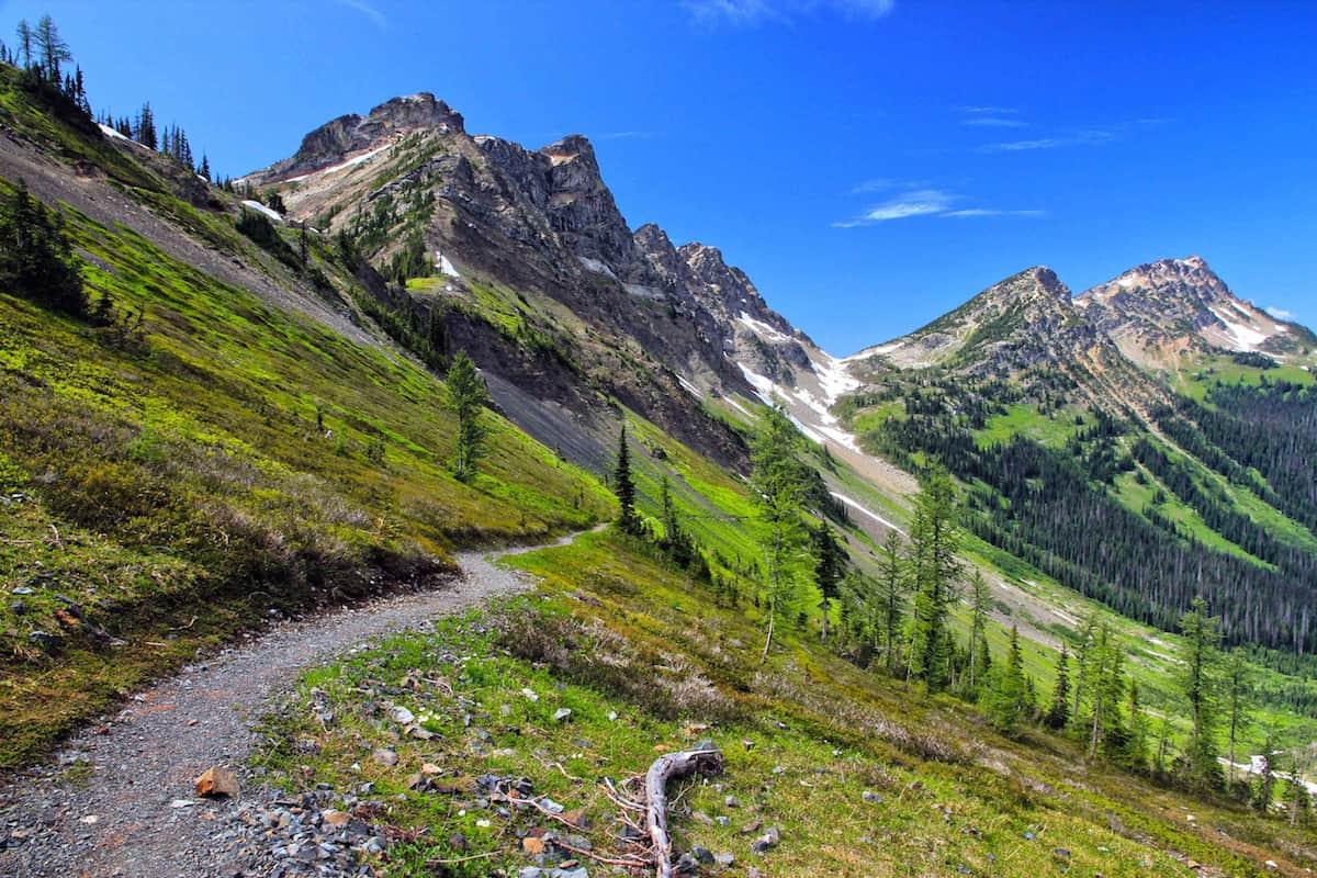 Pacific Crest Trail - USA