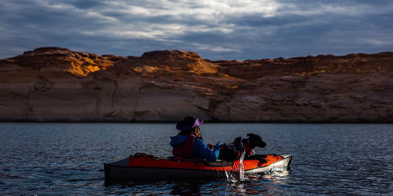 0241ec47da Top 10 Best Kayaks for Dogs of 2019 • The Adventure Junkies