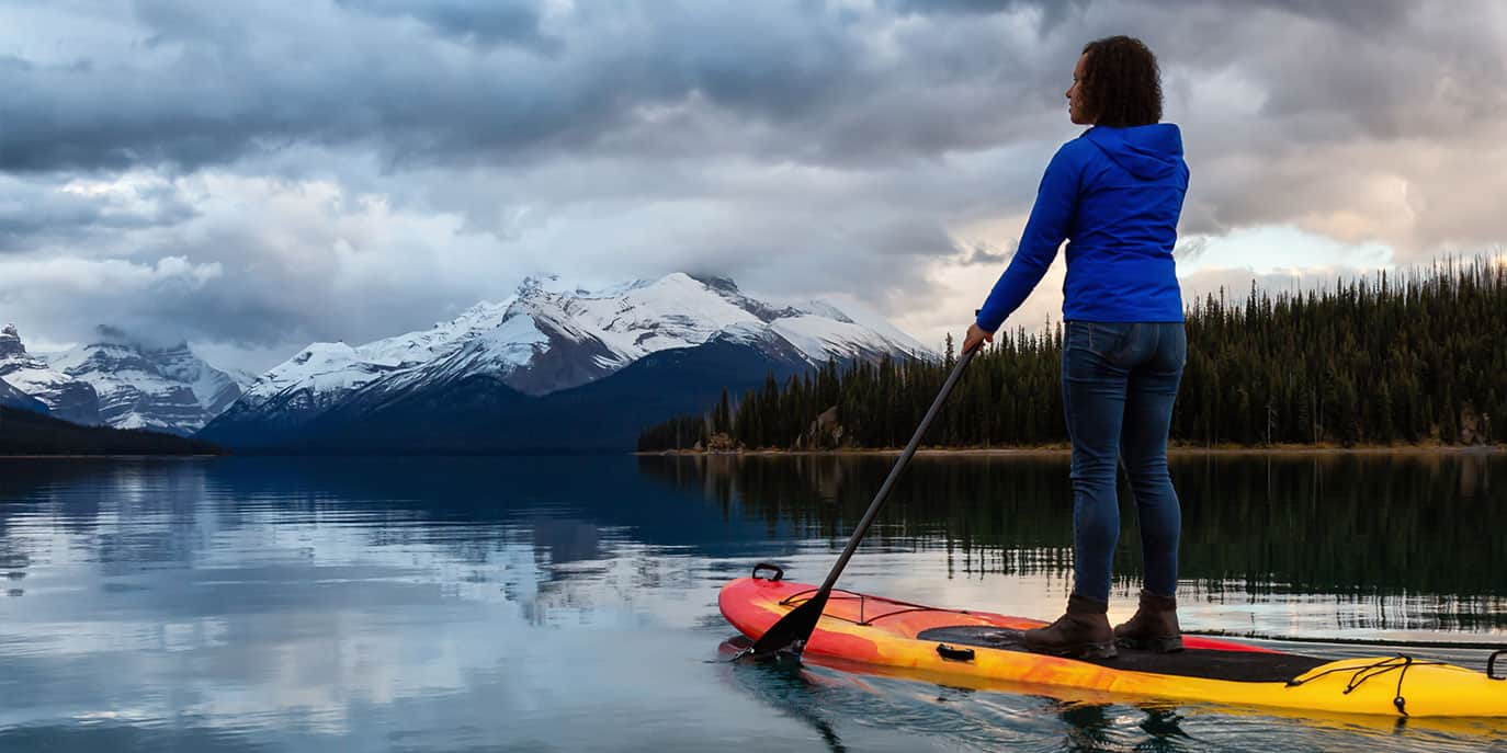 Top 10 Best Touring Paddle Boards of 2019 • The Adventure