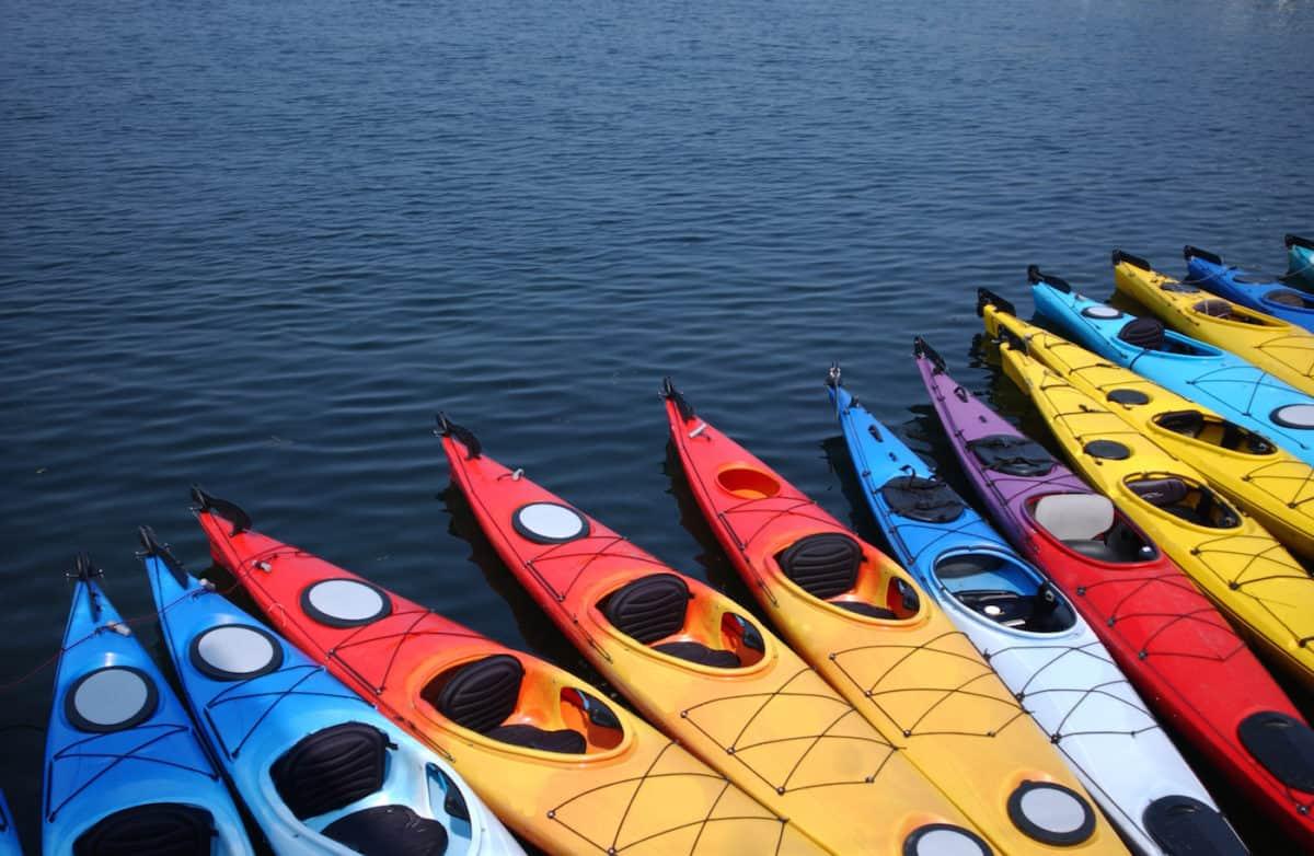 kayak parts
